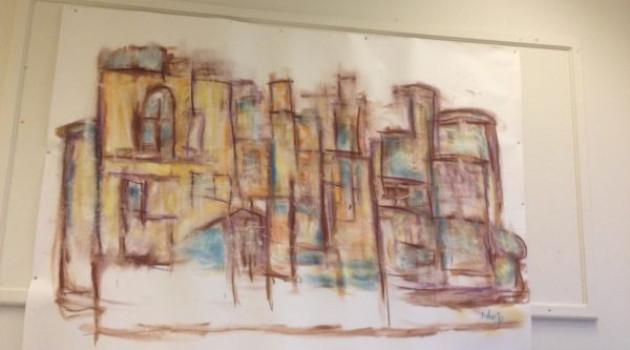 Memories of Tyrone Guthrie Artist in Residence