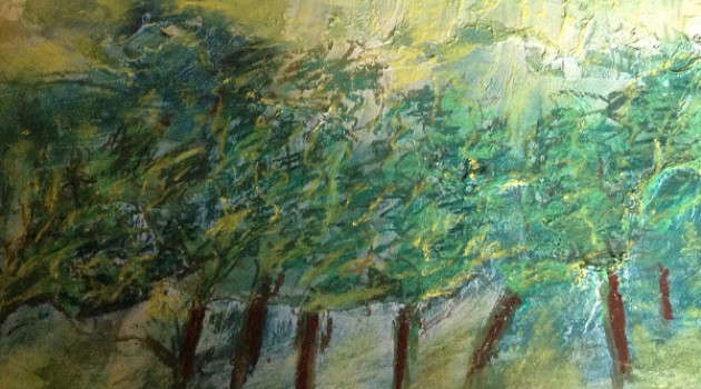 The Woods of Tyrone Guthrie  sold/verkocht
